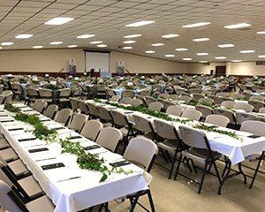 banquet halls in Brenham
