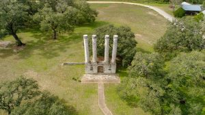 Ruins of Old Baylor